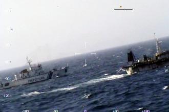 """China espera que Argentina actúe """"de acuerdo a la ley"""" en el tema del buque hundido"""