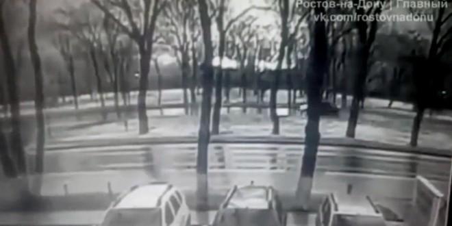 Aparece un video que mostraría la caída del avion Ruso