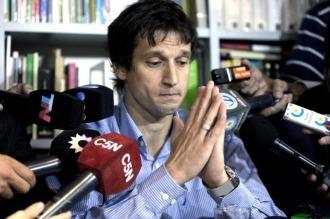 Apeló Lagomarsino y la Cámara del Crimen define si la causa pasa al fuero federal