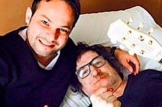 Charly García fue operado el fin de semana por un problema en la cadera