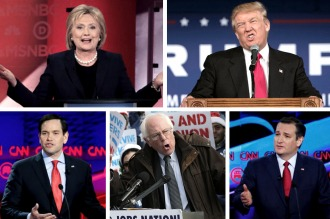 Comienza el Supermartes y los republicanos temen un posible triunfo de Trump