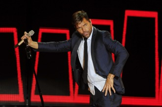 Con energía arrolladora y mucho romanticismo Ricky Martin sedujo a 30.000 almas
