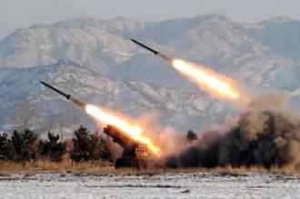 Corea del Norte desafía las sanciones de la ONU lanzando seis misiles