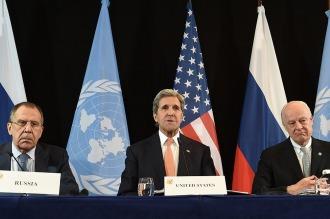 Crece la tensión a horas de reanudar las negociaciones de paz para Siria en Suiza