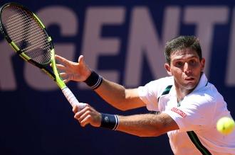 Delbonis enfrenta a Dimitrov por la segunda ronda del Masters 1000 de Miami