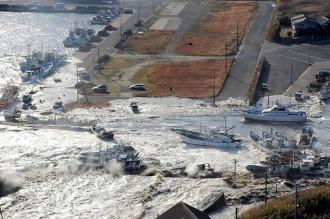 Develan las inusuales causas destructivas del tsunami que arrasó Japón en 2011
