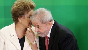 Dilma Rousseff denunció un intento de golpe de Estado