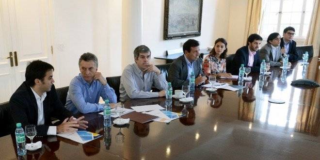 El Presidente Macri analizó el plan de gestión de la Agencia de Administración de Bienes del Estado