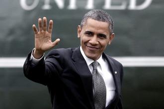 """El Presidente confirmó que Barack Obama pasará """"unos días"""" en Bariloche"""