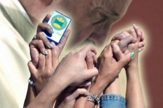 El Vaticano lanzó una app para rezar con el Papa