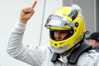 El alemán Rosberg ganó la primera carrera de la temporada en Australia