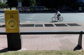 El gobierno porteño retiró las bicicletas gratuitas debido a actos de vandalismo