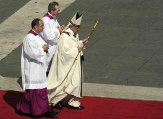 El papa Francisco viajará a Armenia en junio