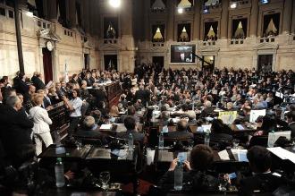 Elogios del oficialismo y críticas de la oposición al discurso de Mauricio Macri