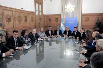 Frigerio convoca a los gobernadores para debatir la coparticipación