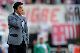Gallardo recupera, de a poco, a los jugadores intoxicados tras el amistoso en Uruguay