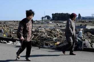 Japón recordó a las víctimas del terremoto y el tsunami ocurridos hace cinco años