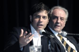 """Kicillof: """"El Congreso parece una escribanía de Griesa"""""""