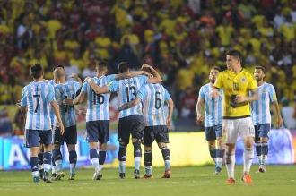 La Selección vuelve a entrenar de cara a la doble fecha de eliminatorias