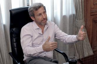 """""""La coparticipación no fue puesta como condición para votar las leyes de la deuda"""""""