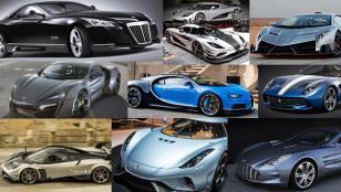 Los 10 autos más caros del mercado