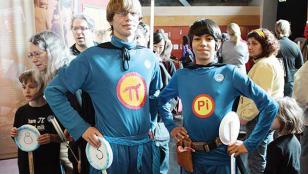 Los matemáticos celebran el día de Pi, ¿por qué?
