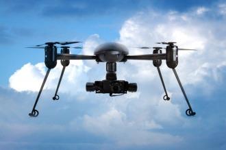 Los pilotos británicos temen por los drones que sobrevuelan el espacio aéreo