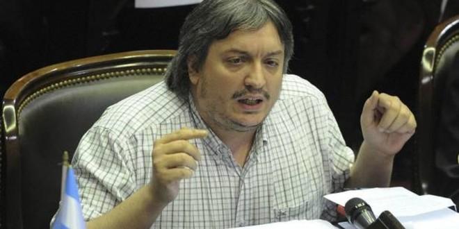 """Máximo Kirchner : """"QUE INVESTIGUEN LO QUE QUIERAN"""""""