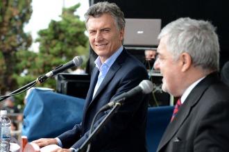 """Macri: """"Todos debemos ser responsables de invertir en las soluciones de la gente"""""""