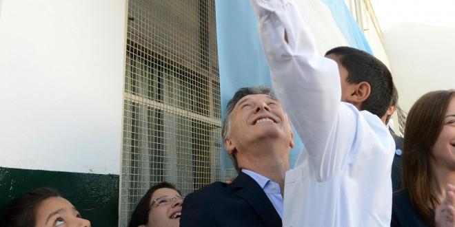Macri anunció un proyecto para que la enseñanza inicial comience a los 3 años