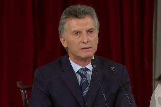 Macri llegó a Washington para participar de la Cumbre de Seguridad Nuclear