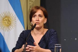 "Michetti dijo que ""Argentina vuelve a mostrarle al mundo que es confiable"""