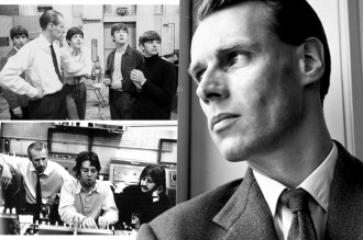 Murió George Martin, el descubridor de The Beatles