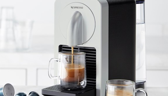 Una maquina de café inteligente