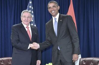 Obama inicia su histórica visita a Cuba con el fin del bloqueo en la agenda