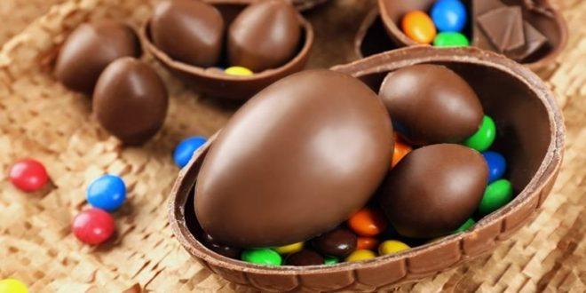 Por qué se regalan huevos en Pascua