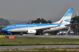 Prevén un déficit de $ 5.200 millones en Aerolíneas y de $ 3.000 en Belgrano Cargas
