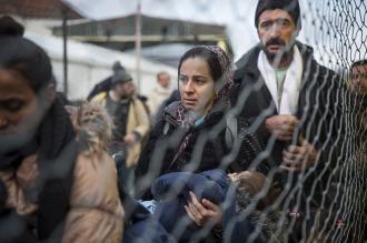 Refugiados: Austria reclama cerrar sus fronteras y Grecia pide el fin de la guerra siria