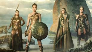 "Revelan primera imagen de la película ""Wonder Woman"""