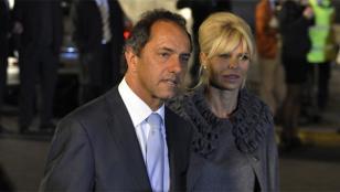 """Scioli sobre su separación: """"Es la vida, todo pasa"""""""
