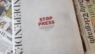 """""""The Independent"""" publicó su última edición en papel"""