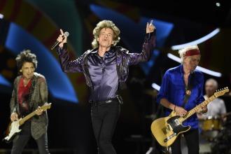 """Todo listo para el show en que los Stones buscan """"romper todos los récords"""""""