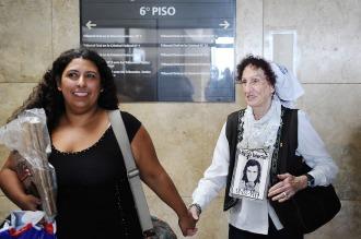 Tras 39 años, una madre de Plaza de Mayo declaró por la desaparición de su hijo