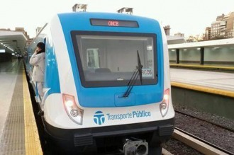 Tras las demoras se normaliza el servicio de la línea Sarmiento de trenes