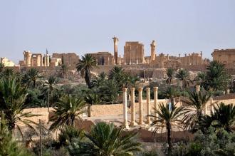 Tras recuperar Palmira, el ejército sirio comenzó a desactivar bombas