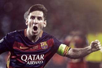 Un gol de Messi para que el Barcelona se meta en cuartos de final