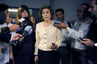 Apelan el sobreseimiento de María Julia y denuncian a directivos de telefónicas