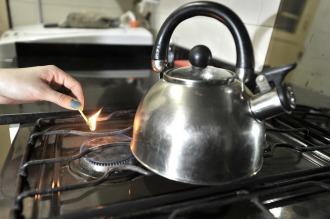 Aranguren consideró que no será necesario otro aumento en la tarifa de gas este año