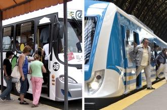 Oficializaron los aumentos en el transporte público que regirán a partir de mañana