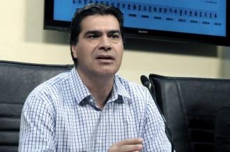 """Capitanich dijo que realizar elecciones internas en el PJ """"es objetivamente imposible"""""""